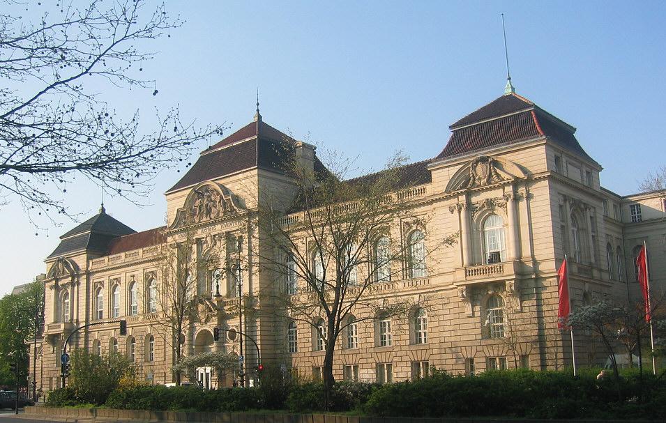 Die UdK ist eine der begehrtesten Universitäten bei Kunstinteressierten.