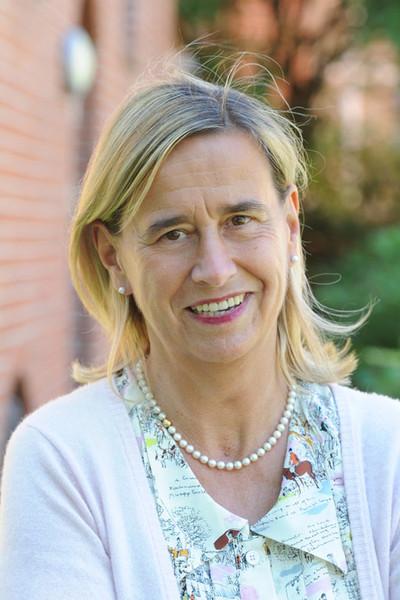 Die Dekanin der Charite Annette Grüters-Kieslich