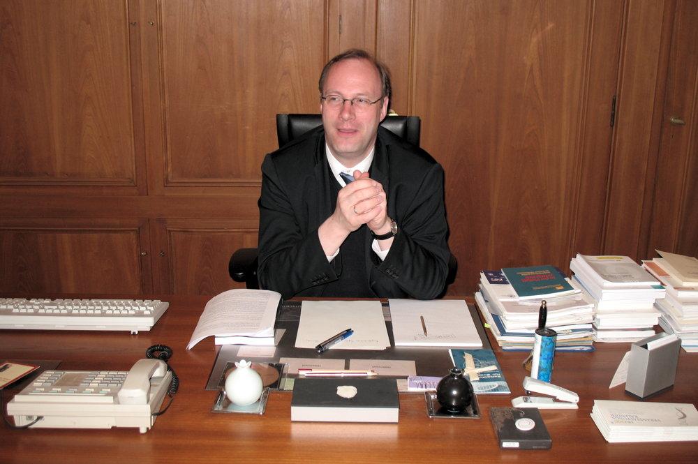 HU-Präsident Markschies im Interview mit der Studentenpresse
