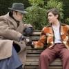 Zac Efron und McKay im Park