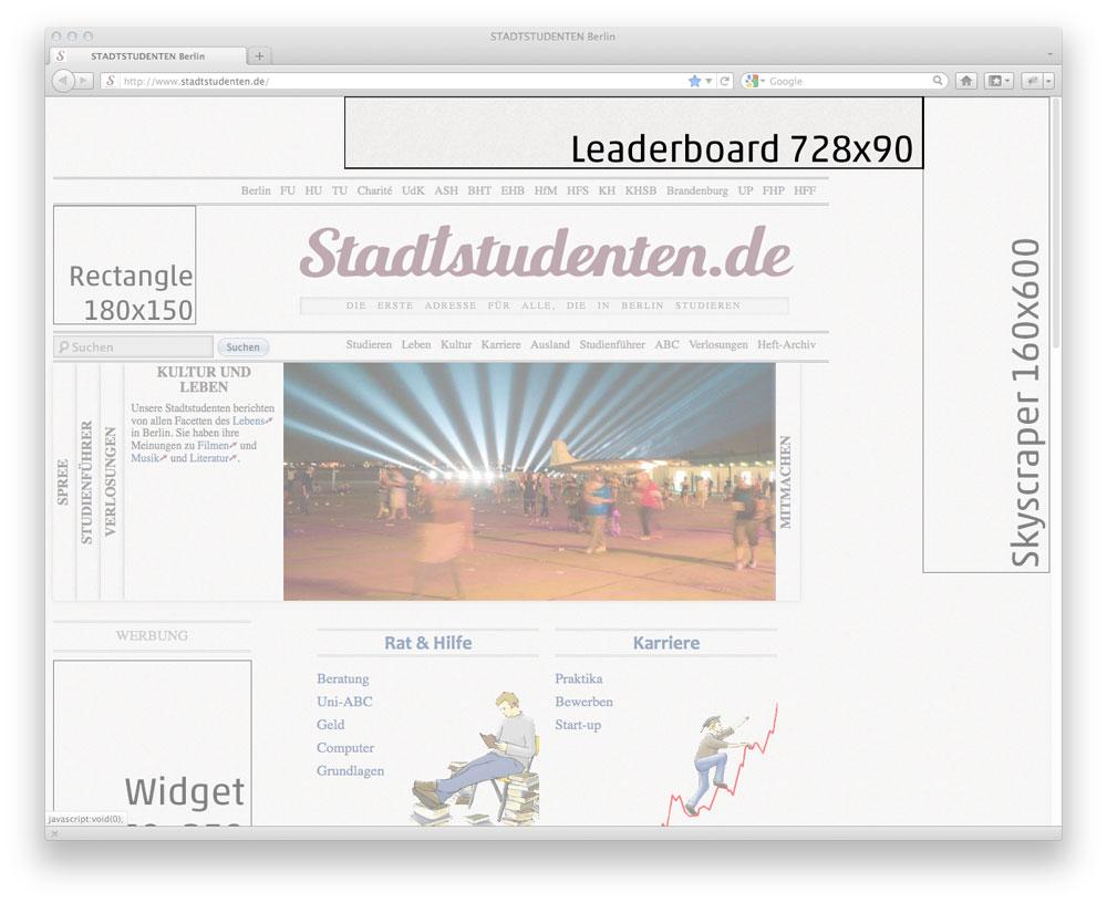 Screenshot Leaderboard