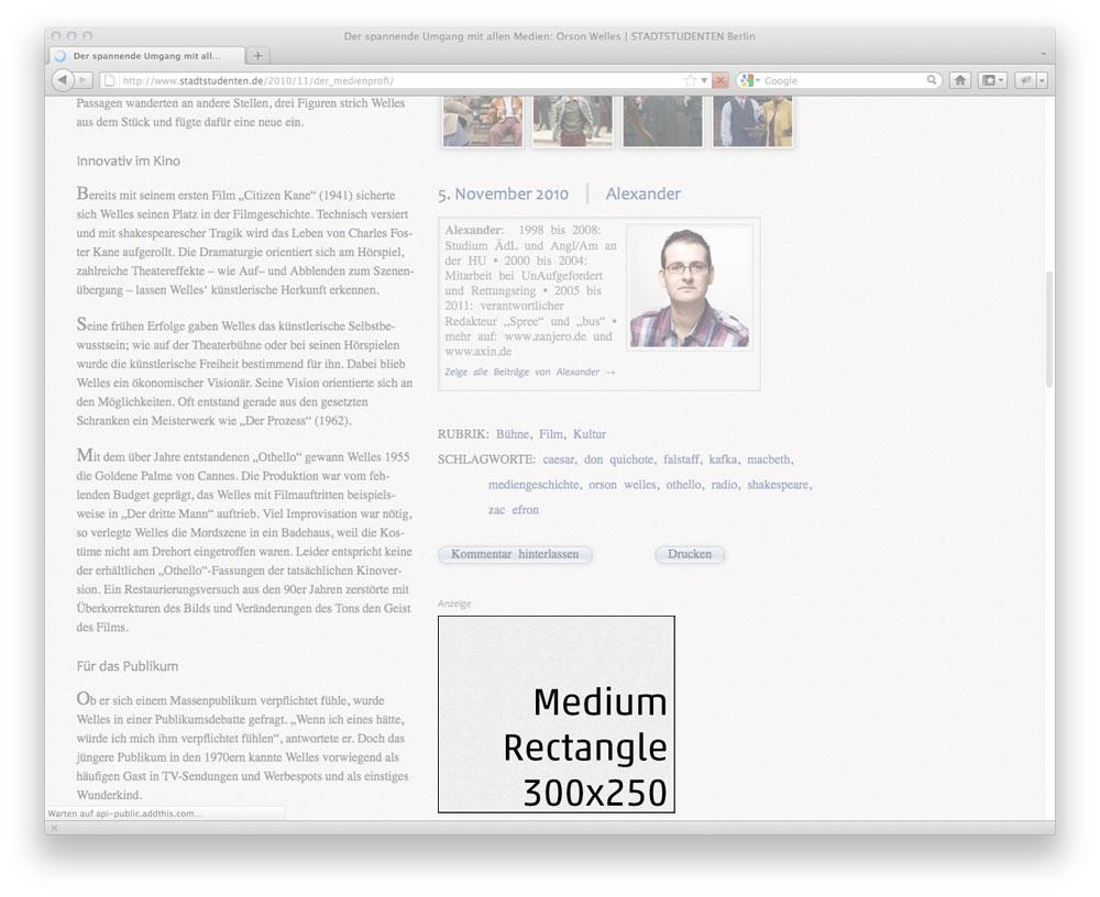 Screenshot Medium Rectangle