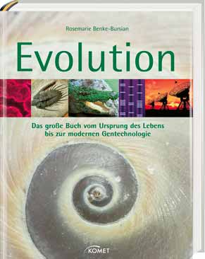 Rosemarie Benke-Bursian: Evolution.
