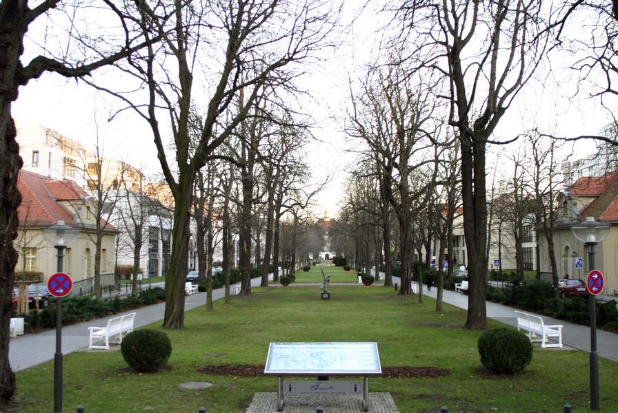 Virchow-Campus der Charité