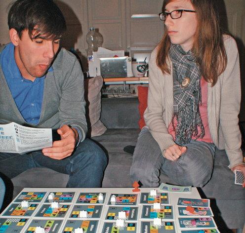 Spieleabend (Foto: Franziska Stenzel).