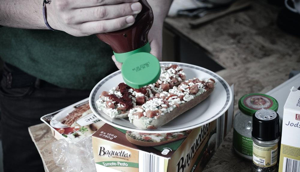 Essen ohne Reue (Foto: Albrecht Noack).