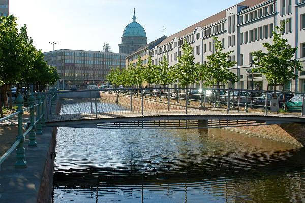 Der Potsdamer Stadtkanal (Foto: Stadtverwaltung Potsdam_Michael_Lueder).