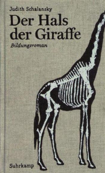 Perfektes Weihnachtsgeschenk für Gernleser: Der Hals der Giraffe.