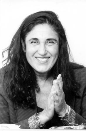 Emine Sevgi Özdamar (Foto: Helga Kneidl).