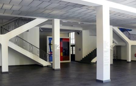 Seminargebäude am Hegelplatz