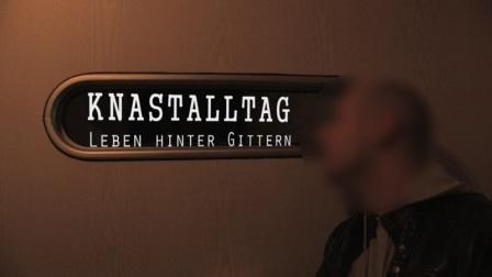 "Screen aus dem Film ""Knastalltag - Leben hinter Gittern""."