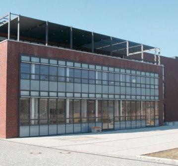 Gebäude der Fachhochschule Potsdam