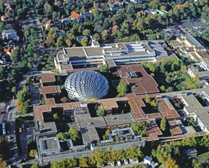 Campus der Freien Universität Berlin