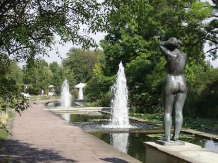 Freundschaftsinsel in Potsdam