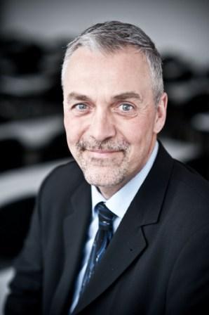 UniGesicht  Prof. Dieter Georg Herbst