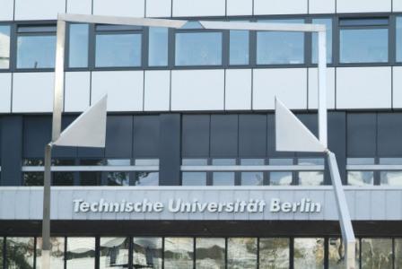 Campus der Technischen Universität Berlin