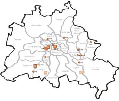 Wo wohnen in Berlin?