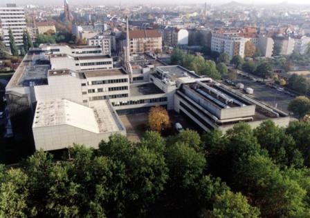 Haus Bauwesen an Beuth Hochschule Berlin