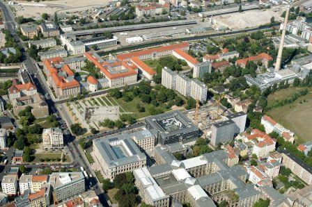 Invalidenpark Berlin (Foto: Berlin Partner FTB Werbefotografie)