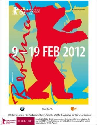 Plakat der Berlinale 2012