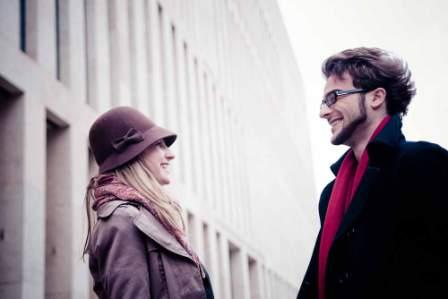 Flirten wissenschaft