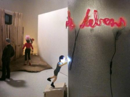 Ein Experiment: Eine Ausstellung zum Lauf des Lebens, Foto: Elena Koch / Jana Barthel