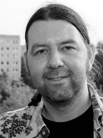 """Markus Wende von der Hochschule für Film und Fernsehen """"Konrad Wolf"""""""