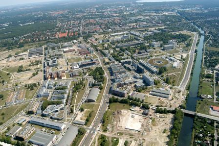 Adlershof (Foto: Berlin Partner -FTB Werbefotografie)