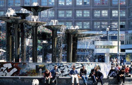 Alexanderplatz Berlin (Foto: Gläser)