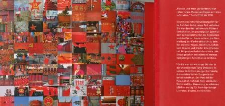 """Buch """"Allenthalben Rot"""" aus KH Berlin Weissensee"""