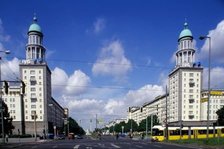 Frankfurter Tor Berlin (Foto: Thie)