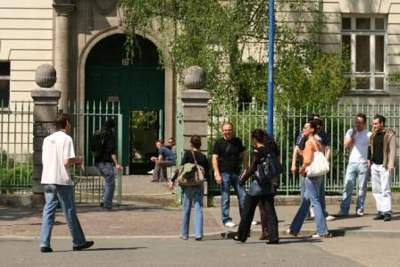 Studieninformationstag an Alice Salomon Hochschule für