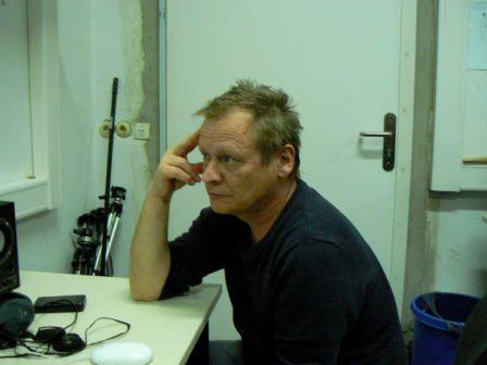 Hans-Jochen Menzel der Hochschule für Schauspielkunst Ernst Busch
