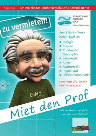 Miet den Prof an Beuth Hochschule für Technik