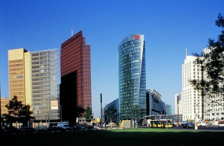 Potsdamer Platz Berlin (Foto: Thie)
