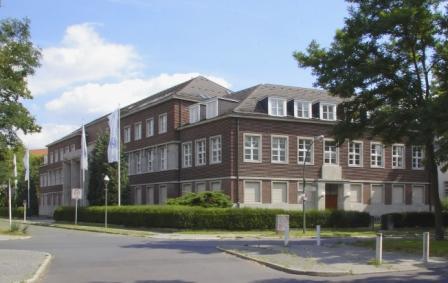 Präsidialamt FU Berlin (Foto: Bernd Wannenmacher)