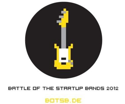 Startup Band Contest Berlin 2012