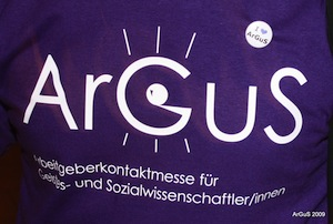 ArGuS Berlin - Messe fr Studenten 2012