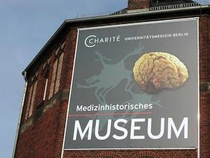 Medizinhistorisches Museum der Charité in Berlin