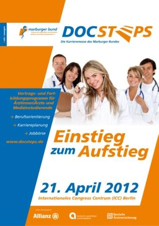 DocStep: Messe in Berlin 2012