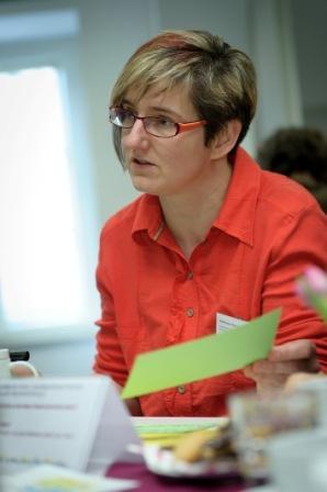 UniGesicht Kathleen Krause, Uni Potsdam, Gesundheit Berlin-Brandenburg e.V., Fotograf: André Wagenzik