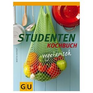 Vegetarisches Kochbuch für Studenten