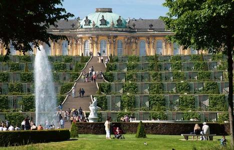 Themenjahr Brandenburg (Foto: Stiftung Preußische Schlösser und Gärten/Leo Seidel)