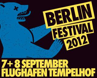 Berlin Festival 2012 in Berlin