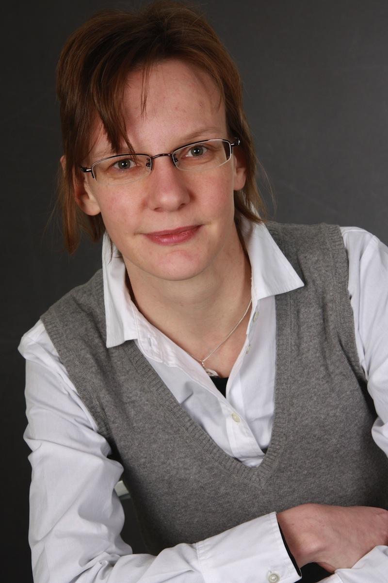 Susanne Baldermann an  Uni Potsdam (Foto: privat)