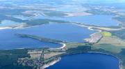 Am Partwitzer See findet das Lausitzer Seeland-Festival 2013 statt ( ©LMBV, Foto Peter Radke).
