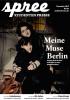 """Titelseite spree #4/2012 """"Meine Muse Berlin"""""""