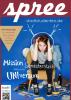 "Titelseite spree #3/2014 ""Mission Semesterstart"""
