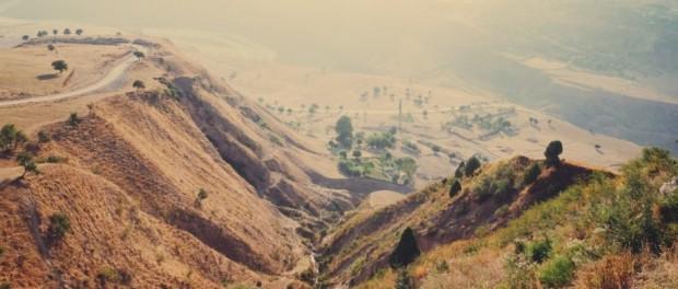 Der Pamir-Highway in Tadschikistan mit seiner atemberaubenden Aussicht. © Dominik Fleischmann