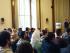 Etwa 300 Geflüchtete sind zur Informationsveranstaltung an der Humboldt-Universität gekommen. © HU Berlin